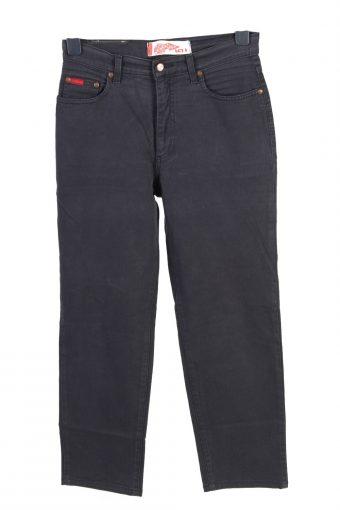 Lee Cooper Straight Leg High Waist Unisex Jeans W30 L26