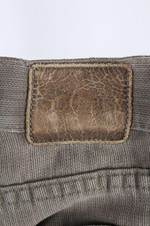 Vintage Lee Cooper High Waist Regular Leg Unisex Denim Jeans W32 L29 Khaki J4816-129370
