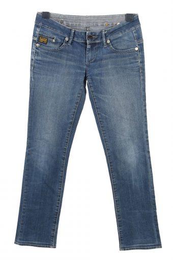 G-Star Low Waist Straight Womens Denim Jeans W29 L31