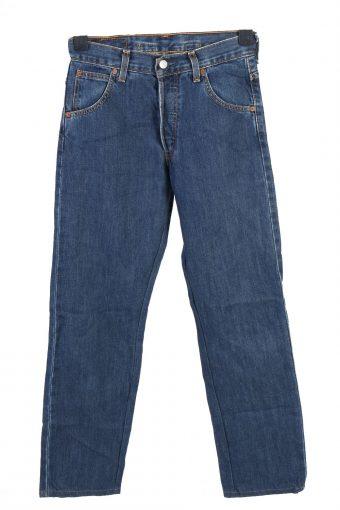 Levi's 541 Mid Waist Straight Womens Denim Jeans W27 L31