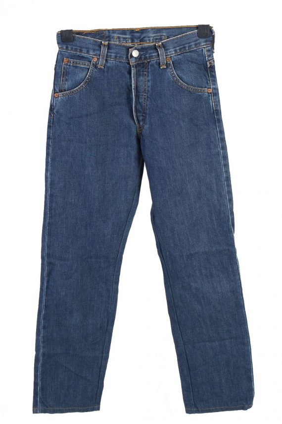 Vintage Levis 541 Mid Waist Womens Denim Jeans W27 L31 Mid Blue J4851-0