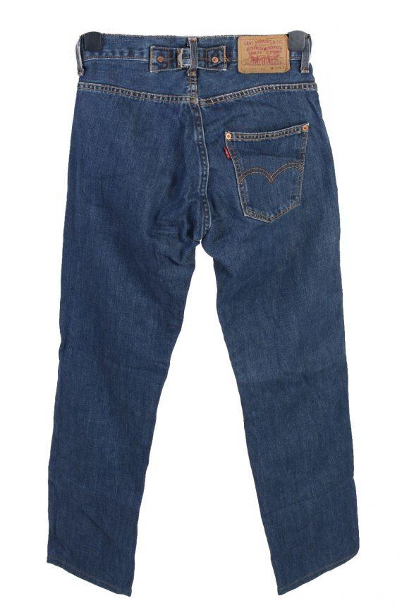 Vintage Levis 541 Mid Waist Womens Denim Jeans W27 L31 Mid Blue J4851-129518