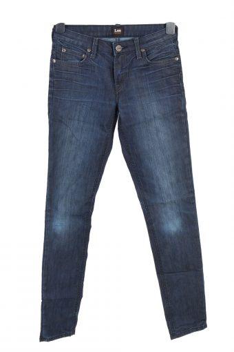 Lee Low Waist Straight Womens Denim Jeans W27 L31