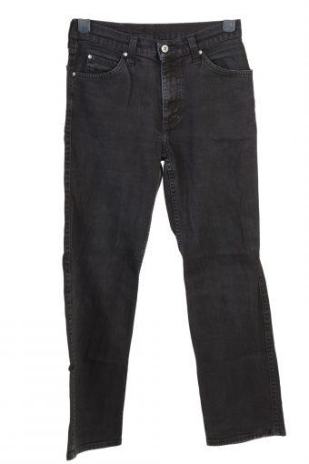 Levis Lot 902 Vintage Jeans Bootcut Relaxed Button Up Men Blue W33 L30