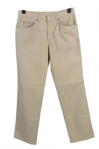 Vintage Cargo Trousers Combat Work Outdoor Comfort Khaki W34 L33