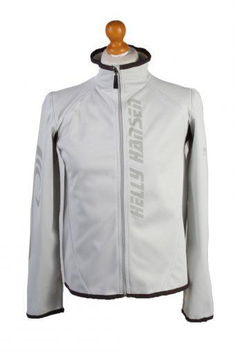 Vintage Helly Hansen Jacket Unisex Size M Beige