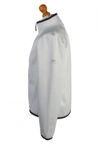 Vintage Helly Hansen Jacket Unisex Size M Beige -C1925-132856