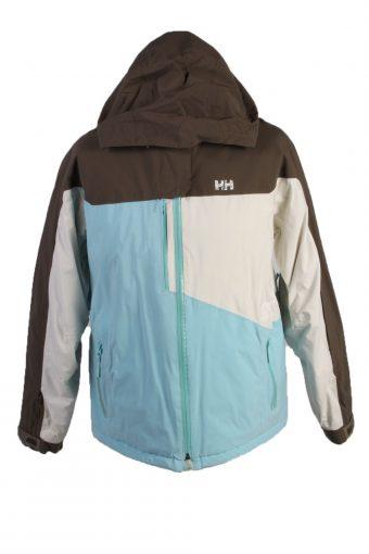 Vintage Helly Hansen Puffer Coat Jacket Unisex Size XL Multi
