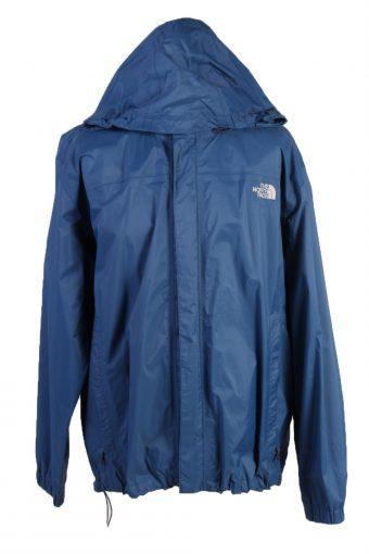 Vintage Helly Hansen Windbreaker Jacket Coat Mens Size XL Blue