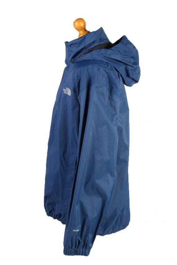 Vintage Helly Hansen Windbreaker Jacket Coat Mens Size XL Blue -C1938-132908