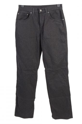 Cargo Trousers Vintage Combat Work Outdoor Comfort Grey W34 L32