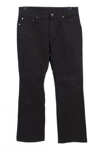 2 in 1 Cargo Trousers Combat Vintage Outdoor Comfort Brown W34 L32