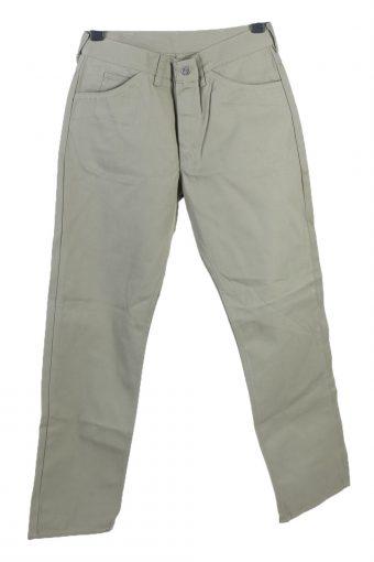 2 in 1 Cargo Trousers Combat Vintage Outdoor Comfort Cream W29 L28