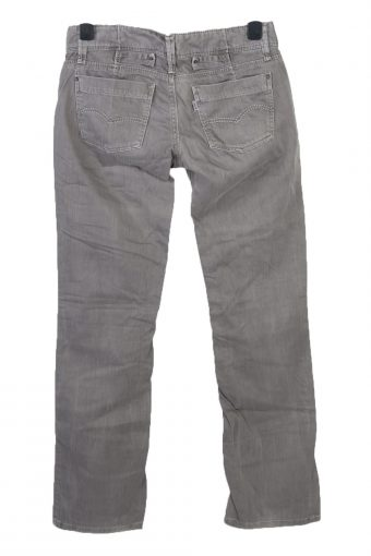 Vintage Levis Lightweight Straight Leg Womens Jeans W31 L34 Grey J5043-130548