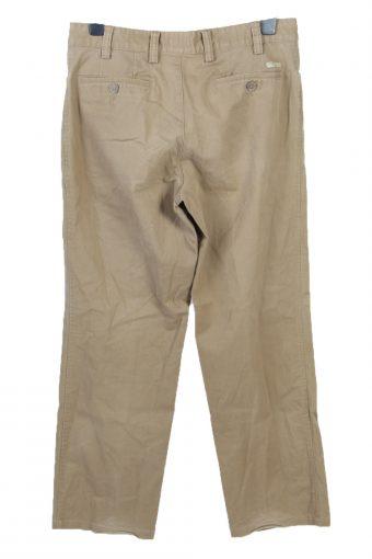 Vintage Camel Active Unisex Pants Jeans W34 L31 Cream J5044-130552