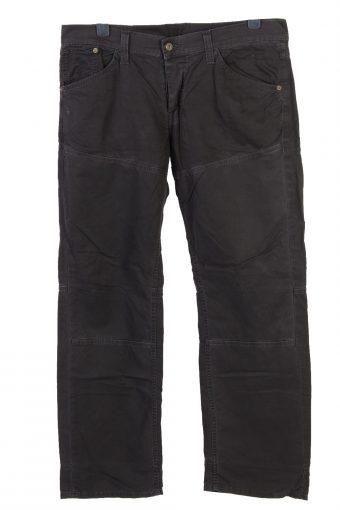 Mustang Work Pant Jeans Straight Leg Mens W36 L34
