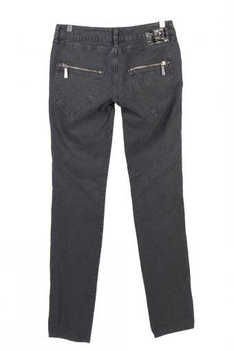 Vintage Diesel Low Waist Straight Leg Womens Lightweight Jeans W28 L35 Grey J5073-130668