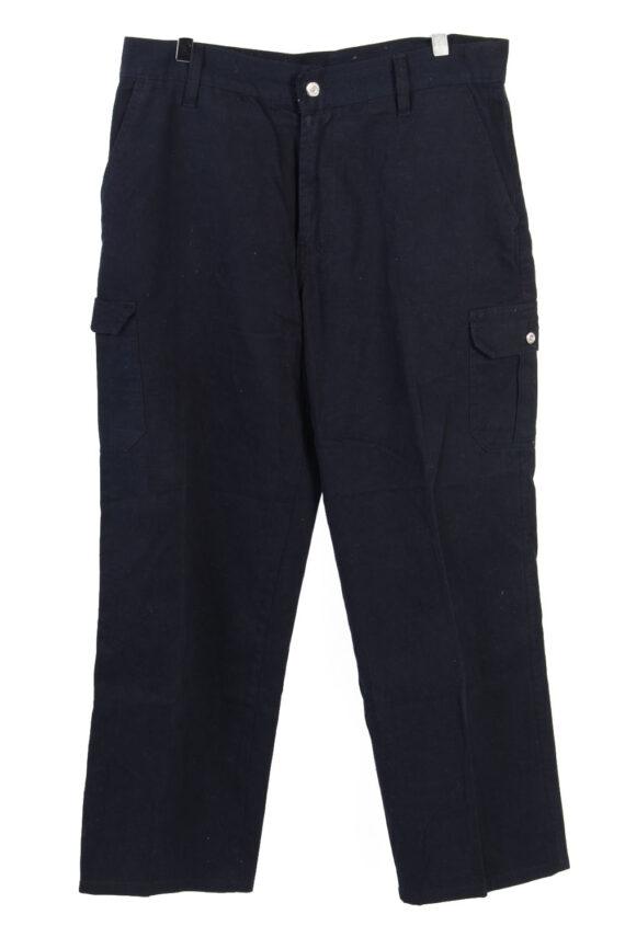 Vintage Levis 501 Straight Leg Unisex Lightweight Jeans W36 L30 Navy J5083-0