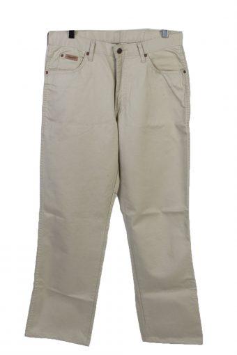 Wrangler Ohio Chino Jeans Mens W33 L30
