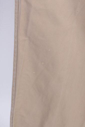 Vintage Tommy Hilfiger Mid Waist Unisex Chinos Pants Trouser W32 L31 Cream J5105-130796