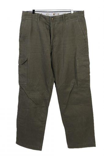 Mustang Chinos Pilot Pants Trouser Mens  W38 L32