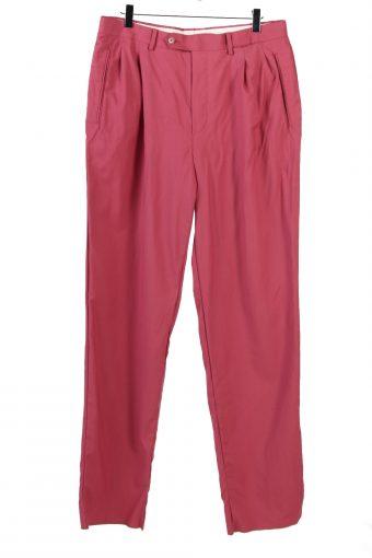 Womens Pants Slacks Trousers Casual W32 L35