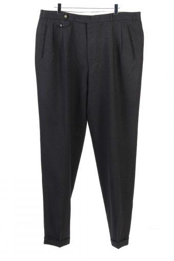 Mc Gregor Wool Women Pants Slacks Trousers W39 L34