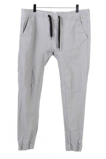 Urban Heritage Elastic Waist Joggers Jeans Mens W35 L30