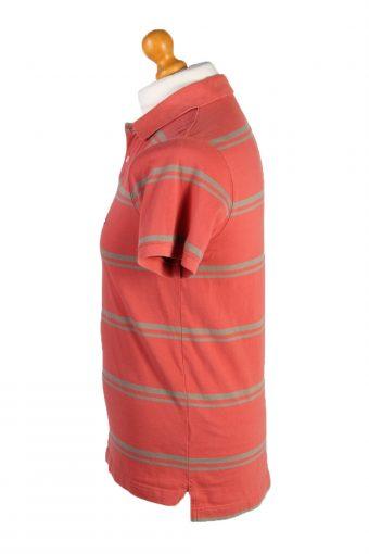 Vintage Tommy Hilfiger Polo Shirt Top Short Sleeve M Red -PT1224-132408