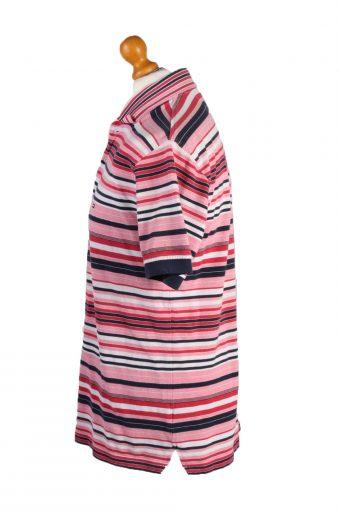 Vintage Tommy Hilfiger Polo Shirt Top Short Sleeve M Multi -PT1227-132420
