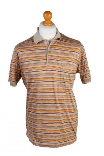 Pierre Cardin Polo Shirt 90s Retro L