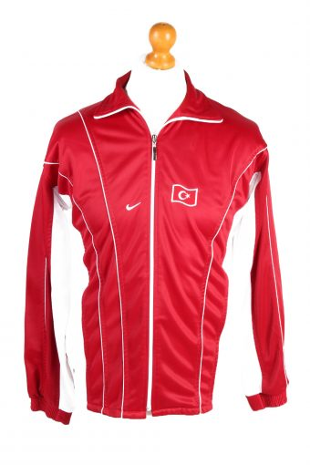 Nike Track Top Turkish National Team Red S