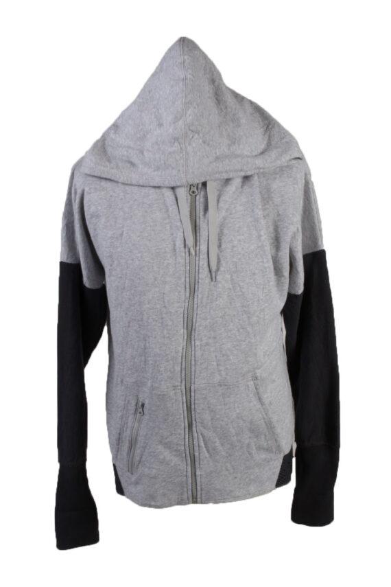 Vintage Champion Full Zip Hoodie Sweatshirt Top Unisex XXL Grey -SW2592-0