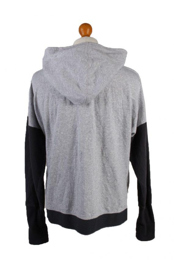 Vintage Champion Full Zip Hoodie Sweatshirt Top Unisex XXL Grey -SW2592-133587