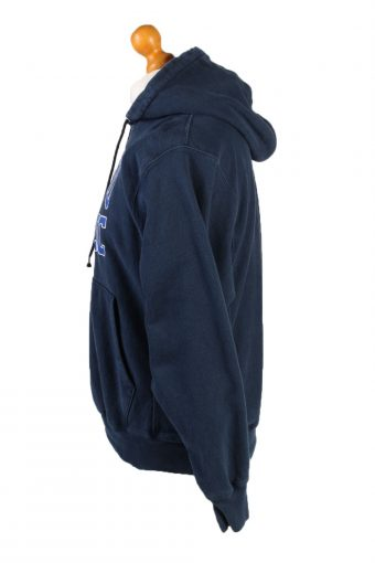 Vintage Champion Hoodie Sweatshirt Unisex M Navy -SW2603-133631