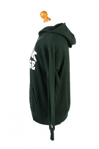 Vintage Champion Hoodie Sweatshirt Unisex M Green -SW2608-133651