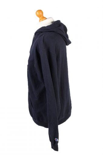 Vintage Champion Hoodie Sweatshirt Unisex M Navy -SW2609-133655