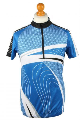 Cycling Shirt Jersey 90s Retro M