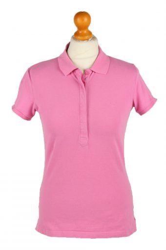 Gant Polo Shirt 90s Retro Pink M