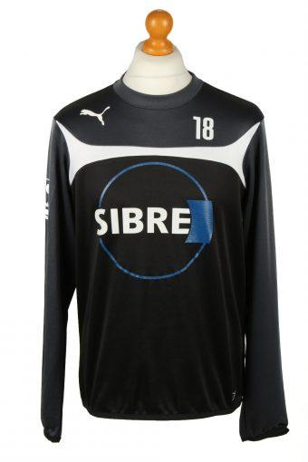 Puma Football Jersey Shirt TSV Steinbach Haiger No 18 Germany M