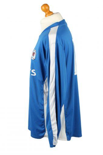 Vintage Nike Football Jersey Shirt Nenagh AFC Ireland 45/47 Blue CW0798-142884