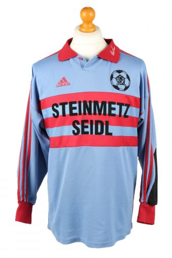 Adidas Football Jersey Shirt BC Rinnenthal No 1 Germany XXL