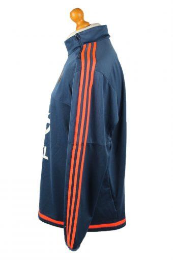 Vintage Adidas Football Jersey Shirt Feyenoord Amsterdam Netherlands XL Navy CW0803-142904