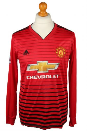 Adidas Football Jersey Shirt Manchester United F.C. XL Red XL