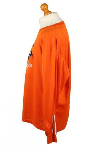 Vintage Adidas Football Jersey Shirt Sport Club Babenhausen No 17 2XL Orange CW0809-142928