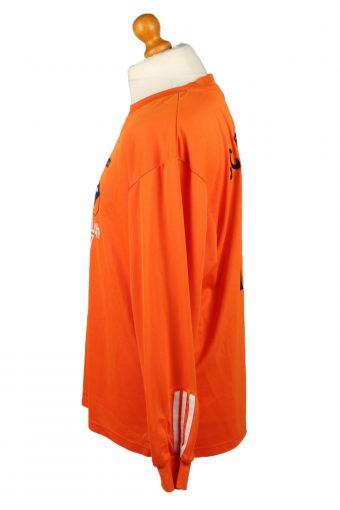 Vintage Adidas Football Jersey Shirt Sport Club Babenhausen No 14 XL Orange CW0810-142932