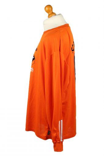 Vintage Adidas Football Jersey Shirt Sport Club Babenhausen No 19 2XL Orange CW0812-142940