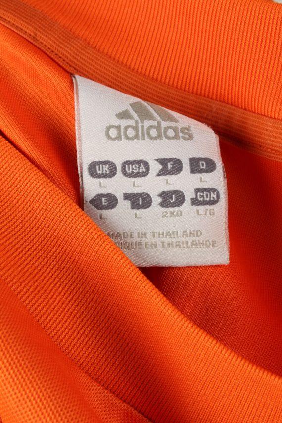 Vintage Adidas Football Jersey Shirt Sport Club Babenhausen No 5 L Orange CW0814-142950