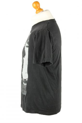 Vintage Star Wars Mens T-Shirt Shirt Tee Crew Neck M Black TS504-141798