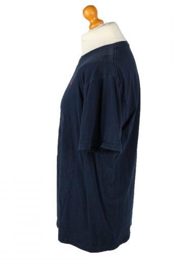 Vintage Adidas Unisex T-Shirt Tee FC Dallas 96 Crew Neck XL Navy TS536-142068
